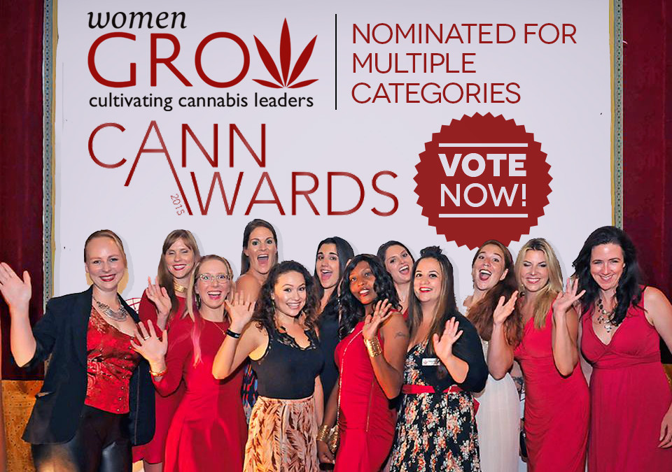 CannAwards: Women Grow & Our Members Nominated For Multiple Categories